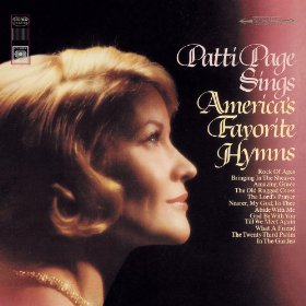 Patti Page(Abide with Me)