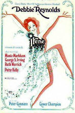 Irene(1973 revival poster)