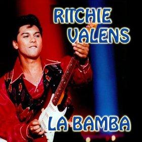 Ritchie Valens(La Bamba)