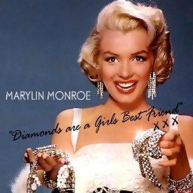 Marilyn Monroe(Diamonds Are a Girl's Best Friend)