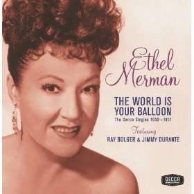 Ethel Merman(Diamonds Are a Girl's Best Friend)