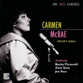 Carmen McRae(I Fall in Love Too Easily)