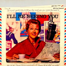 Jo Stafford(I Don't Want to Walk Without You)