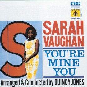 Sarah Vaughan(On Green Dolphin Street)