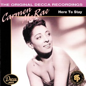 Carmen McRae(I Can't Get Started (with You))