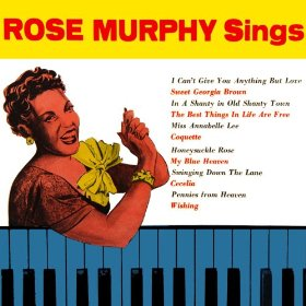 Rose Murphy(Honeysuckle Rose)