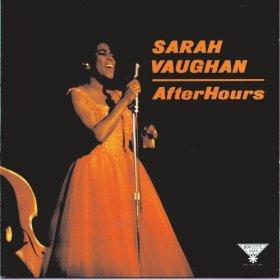 Sarah Vaughan(In a Sentimental Mood)