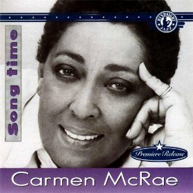 Carmen McRae(Star Dust)