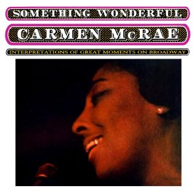 Carmen McRae(Come Rain or Come Shine)