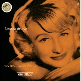 Blossom Dearie(Someone to Watch Over Me)