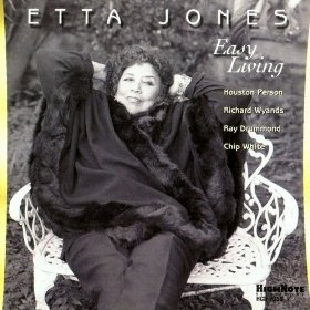 Etta Jones(Easy Living)