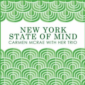 Carmen McRae and Her Trio(Everything Happens to Me)