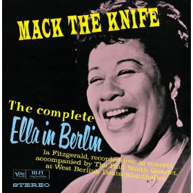 Ella Fitzgerald(Mack the Knife)