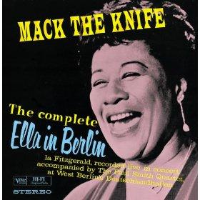 Ella Fitzgerald(Mack the Knife)