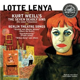 Lotte Lenya(Mack the Knife)