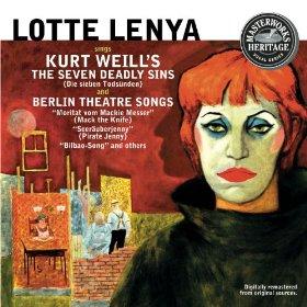 Lotte Lenya(Mack the Knife)