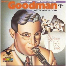 Benny Goodman Trio;Lionel Hampton(Exactly Like You)
