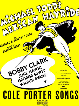 Mexican Hayride (musical)