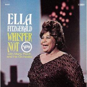 Ella Fitzgerald(Time After Time)