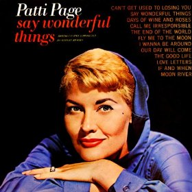 Patti Page(Days of Wine and Roses)