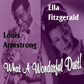 Ella Fitzgerald & Louis Armstrong(Moonlight in Vermont)