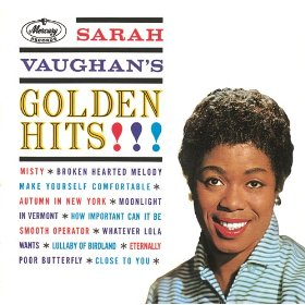 Sarah Vaughan(Moonlight in Vermont)
