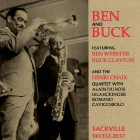 Ben Webster, Buck Clayton, The Henri Chaix Quartet(C Jam Blues)