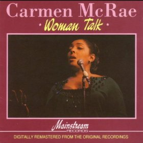 Carmen McRae(If I Could Be with You (One Hour Tonight))