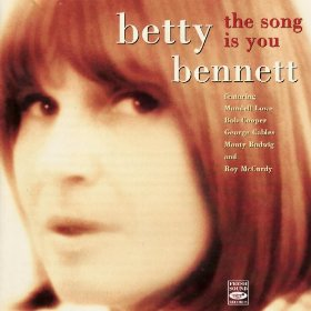 Betty Bennett(The Song Is You)