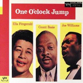 Ella Fitzgerald(One O'clock Jump)