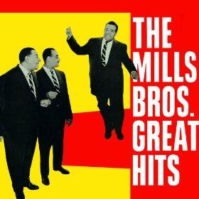 The Mills Brothers(Basin Street Blues)