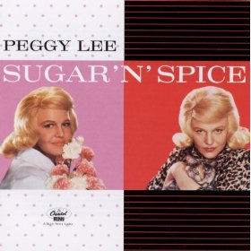 Peggy Lee(I've Got the World on a String)