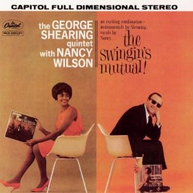 George Shearing & Nancy Wilson(Blue Lou)