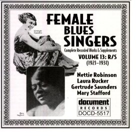 Mary Stafford(Royal Garden Blues)