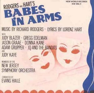 Babes In Arms (1989 Broadway Revival Cast)