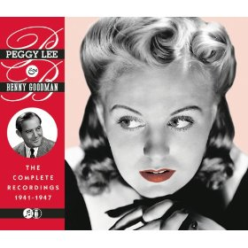 Peggy Lee & Benny Goodman(Where or When)