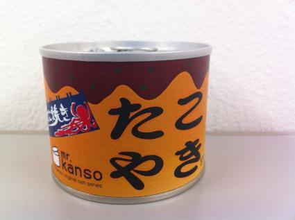 「たこやき缶詰」