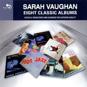 Sarah Vaughan(I'll Never Be the Same)
