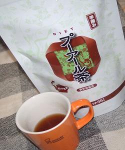 ダイエットプーアル茶