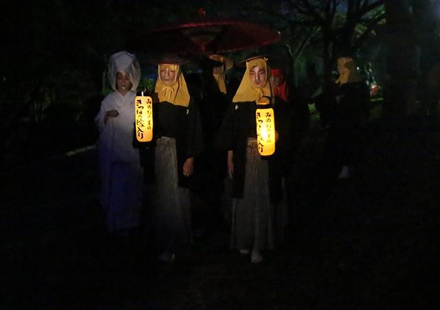 推薦・県知事賞 小坂明 「幻想の行列」