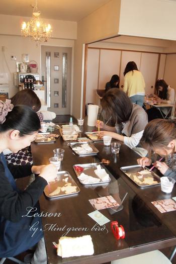 大阪アイシングクッキー出張レッスン教室