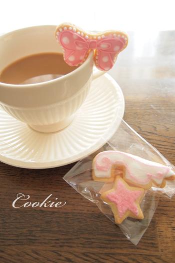 子供型抜きクッキーレッスン