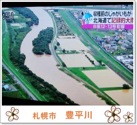 TV~豊平川