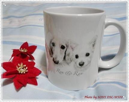 レンランマグカップ