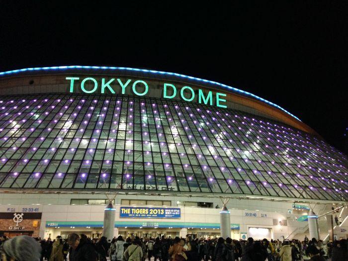 20131227東京ドーム