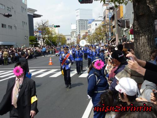 凱旋パレード6
