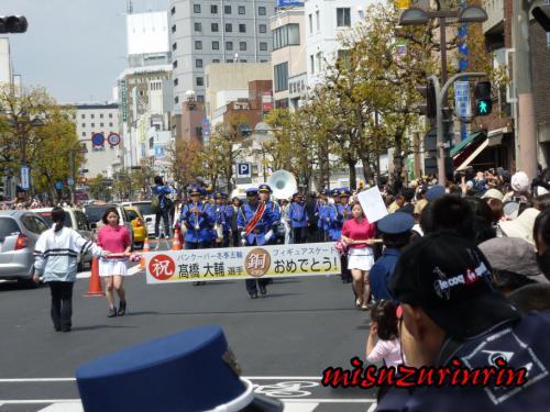 凱旋パレード5