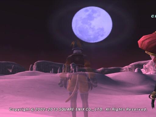 アビセアの満月