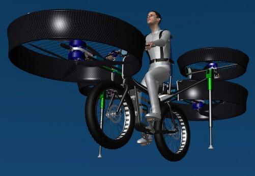 空飛ぶ自転車7