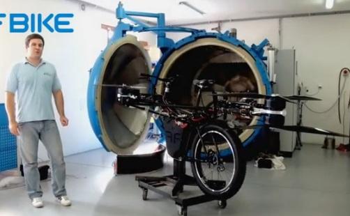 空飛ぶ自転車9